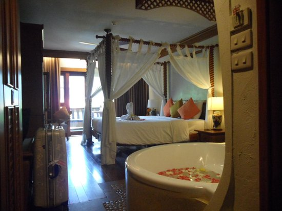 Vogue Resort & Spa Ao Nang : 房間內景
