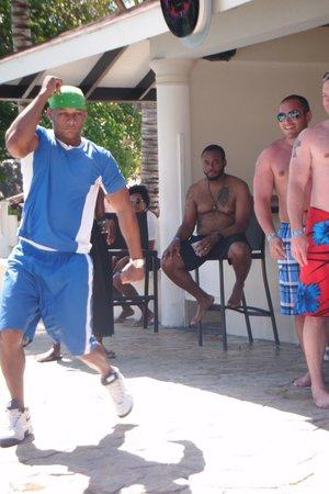 Cofresi Palm Beach & Spa Resort : sexy moves!!
