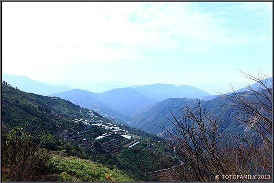 Top Cloud Villa Of Cingjing : 201號星空雙人房景觀