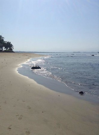 Villa Amor del Mar: Walking on the Beach