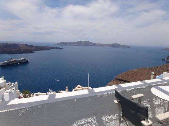 Hotel Kavalari: view