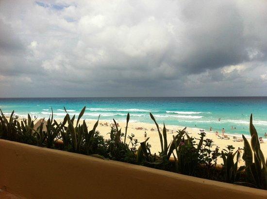 Fiesta Americana Condesa Cancun All Inclusive: From the balcony