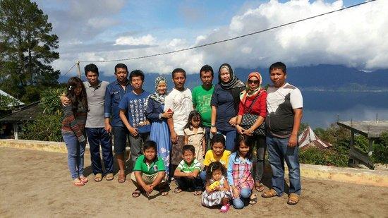 Nuansa Maninjau: Krf family tour