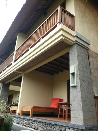 Biyukukung Suites and Spa: my 2storeys villa