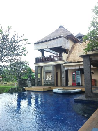 Biyukukung Suites and Spa : swimming pool