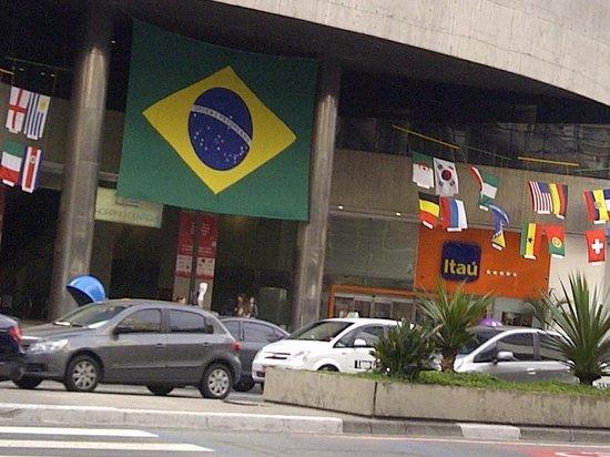 Transamerica Executive Bela Cintra: Av Paulista