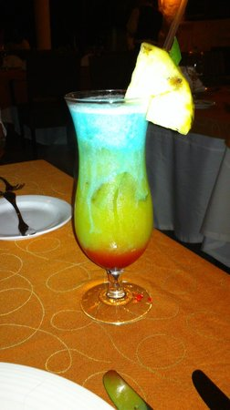 Secrets Aura Cozumel: Bebida