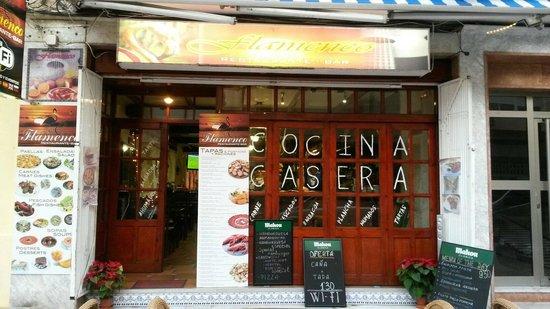 Ресторан с фламенко в торревьехе
