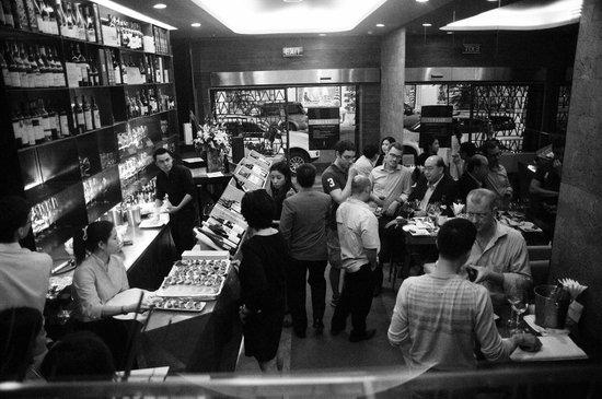 Wine Embassy: A night at W.E.