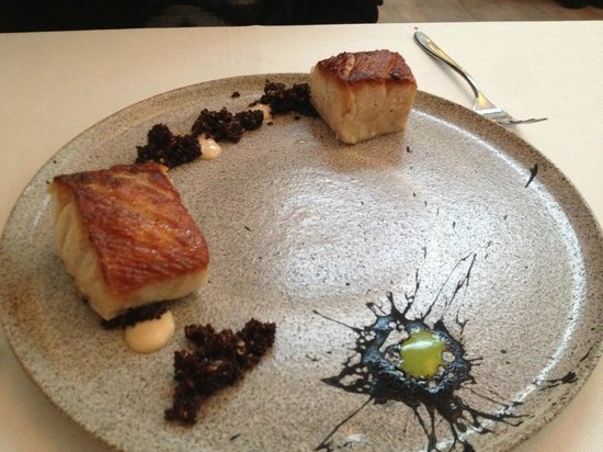 Central Restaurante: Grouper and Quinoa