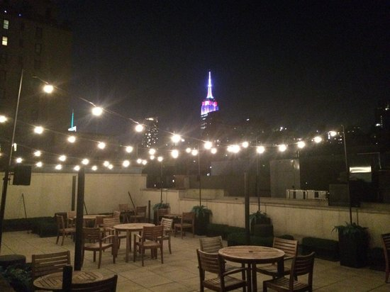 The GEM Hotel Chelsea : View From the Roof Deck