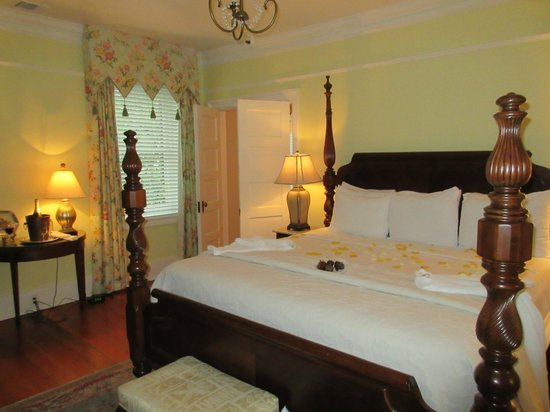 The Gastonian - A Boutique Inn : Suite