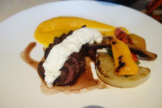 iX pour Bistro : Beef manger steak