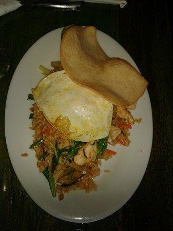 Warung Little Bird: nasi goreng