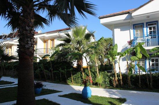 Monta Verde Hotel & Villas: hotel grounds