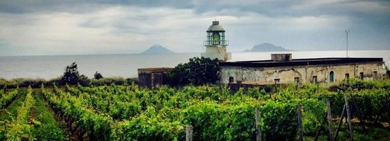 Capofaro Malvasia & Resort: The lighthouse view
