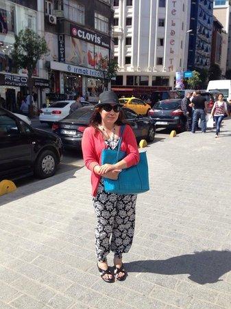 Grand Hilarium Hotel: Istanbul downtown