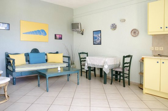 Elounda Heights : One-bedroomed apartment