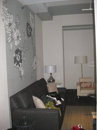 Stewart Hotel: Lounge