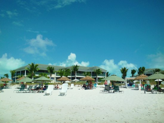 The Sands at Grace Bay : Beautiful beach