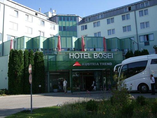Austria Trend Hotel Bosei Wien: ビジネスホテルの様な感じです