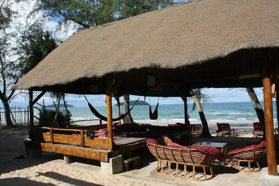 Papa Pippo Bar, Restaurant & Bungalows : Quiet place to relax..