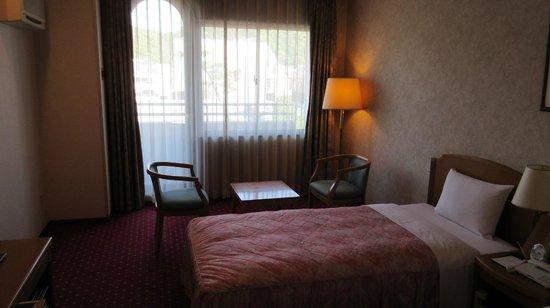 Hotel Kamakura Mori: Twin Room