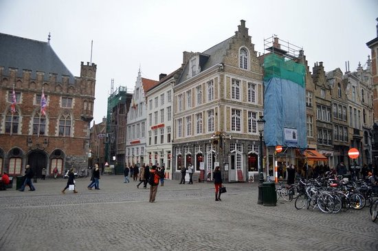 Grand-Place : The Markt Brugge 9