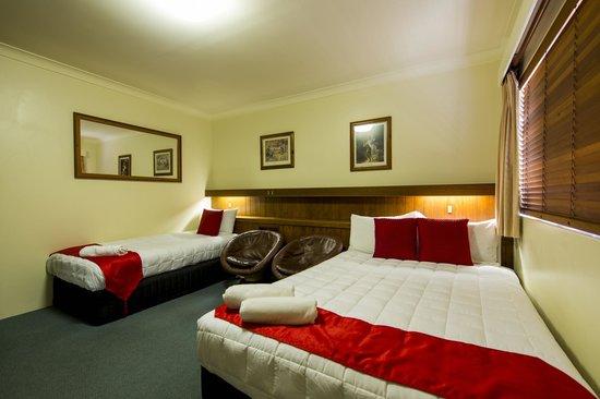 The Abbey Motor Inn : Twin Suite