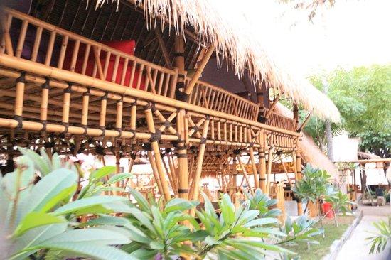 Salim Cottage: lounge