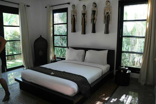 The Residence Seminyak: bedroom 1 - 1st floor
