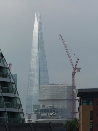 Premier Inn London City (Old Street) Hotel : View from room 822