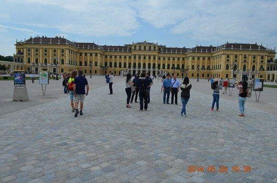 Schloss Schönbrunn: シェーンブルン宮殿1
