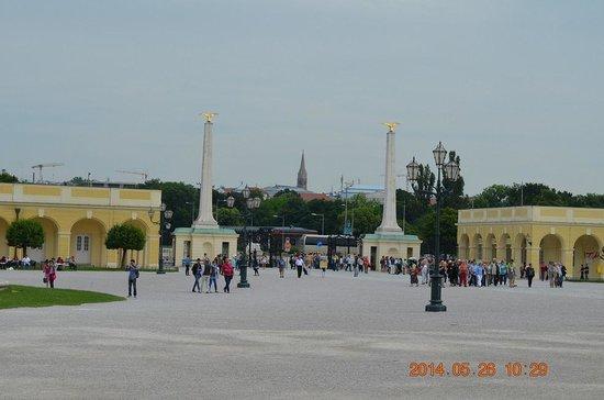 Schloss Schönbrunn: シェーンブルン宮殿3