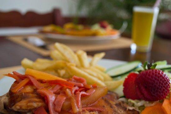 Casa Morales Santa Fe: La mejor sazón!