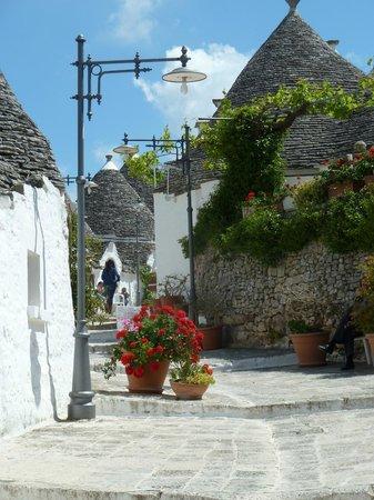 Trulli Holiday - Resort : vue du village