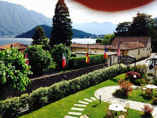Lario Hotel: Front