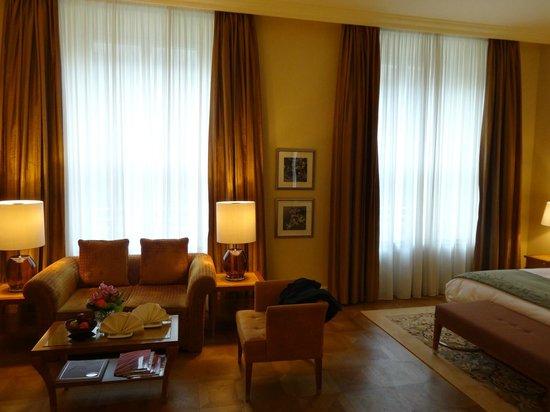 Mandarin Oriental, München: room