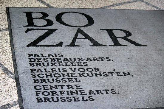 Royal Museums of Fine Arts of Belgium (Musees Royaux des Beaux Arts): BOZAR Nautilus Navigating Greece!!