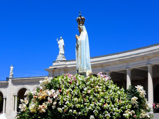 Shrine of our Lady of the Rosary of Fatima: Our Lady Of Fatima