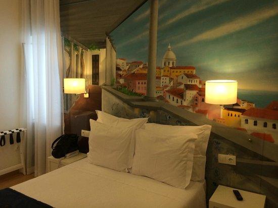 Lisbon Style: la nostra stanza