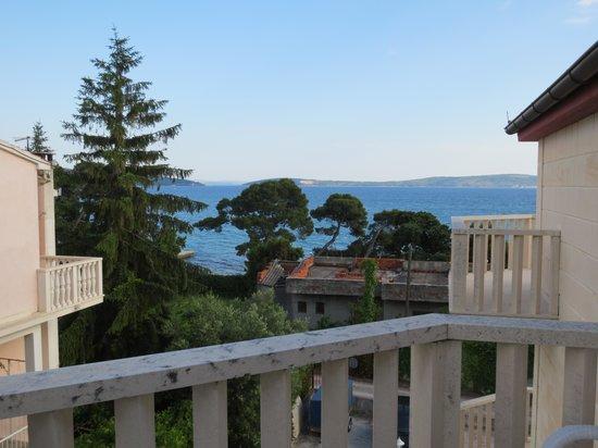 Hotel Villa Zarko : Sea view from 202
