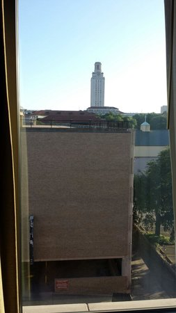 AT&T Executive Education and Conference Center : A true 6th floor view lol what a joke