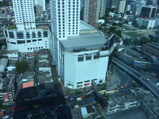 Amari Watergate Bangkok: View from lvl 26