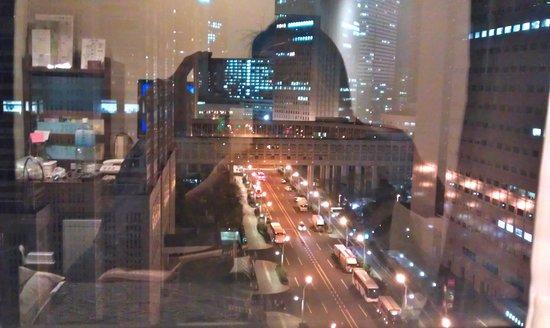 Shinjuku Washington Hotel Main: View from room