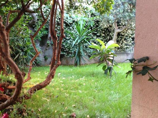Stella di Mare: giardino