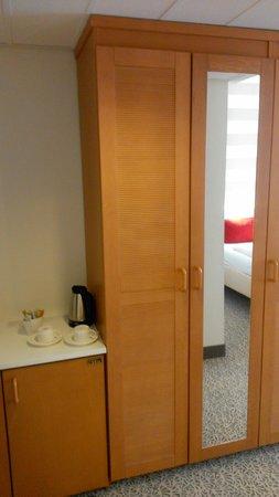 Radisson Blu Hotel, Karlsruhe: View from room