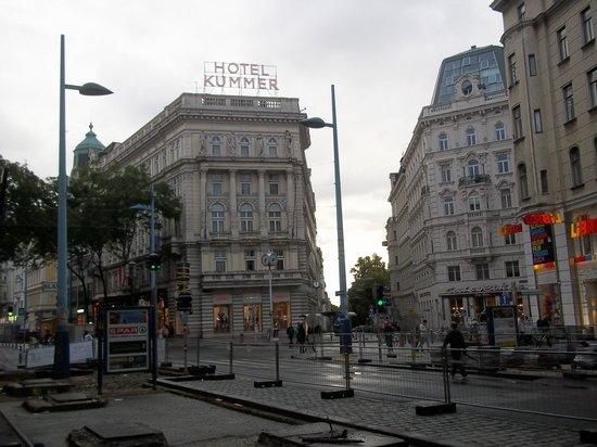 Hotel Kummer: Kummer hotel
