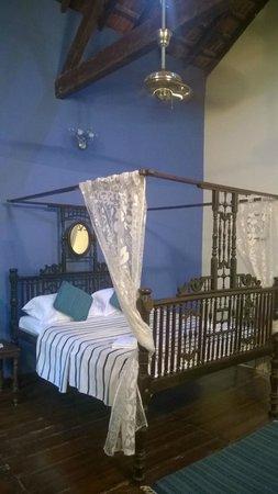Neemrana's Arco Iris Noble Home : The Indigo room