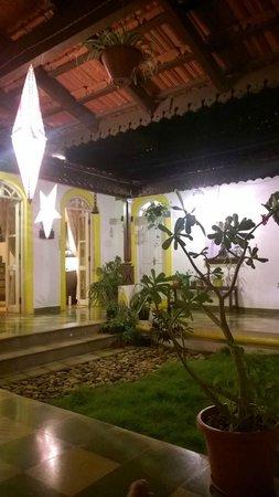 Neemrana's Arco Iris Noble Home : The lounge